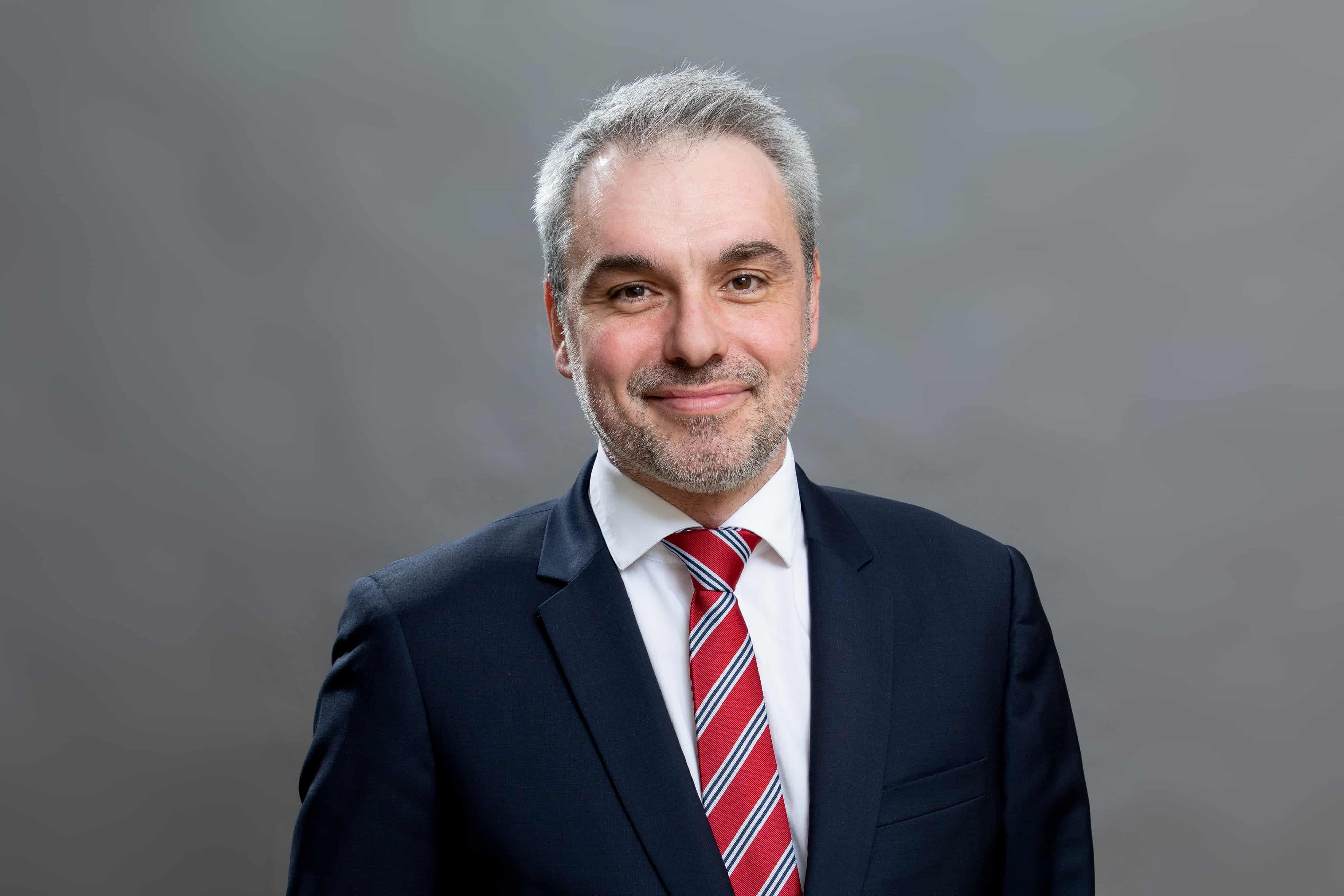 Stéphane Baranzelli - Managing Director