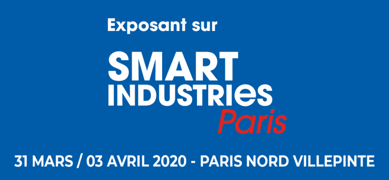 smart industries 2020 logo exposant